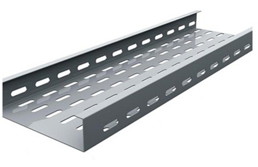 穿孔电缆桥架(Perforated cable tray)