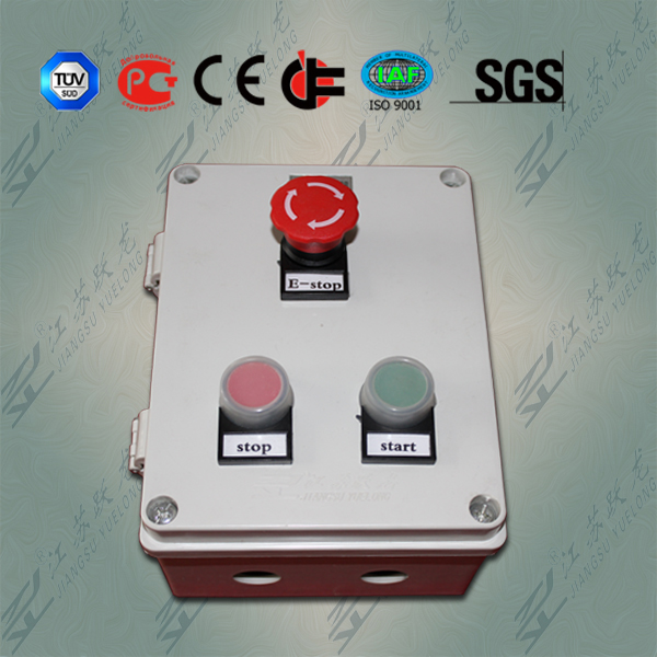 IP65高强型按钮盒